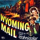 Wyoming Mail (1950) - Stephen McNally  DVD