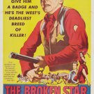 The Broken Star (1956) - Howard Duff  DVD