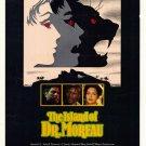 The Island Of Dr. Moreau (1977) - Burt Lancaster  DVD