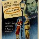 Scarlet Street (1945) - Edward G. Robinson  DVD