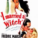 I Married A Witch (1942) - Veronica Lake  DVD