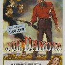 Joe Dakota (1957) - Jock Mahoney  DVD