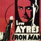 Iron Man (1931) - Jean Harlow  DVD