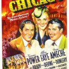 In Old Chicago (1937) - Tyrone Power  DVD