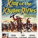 King Of The Khyber Rifles (1953) - Tyrone Power  DVD