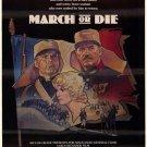 March Or Die (1977) - Gene Hackman  DVD