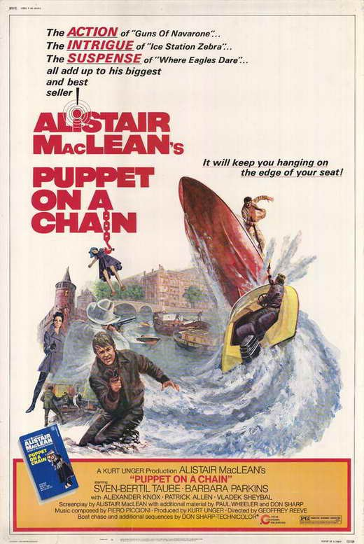 Puppet On A Chain (1971) - Sven-Bertil Taube  DVD