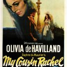 My Cousin Rachel (1952) - Richard Burton  DVD