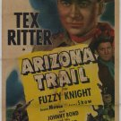 Arizona Trail (1943) - Tex Ritter  DVD