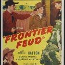 Frontier Feud (1945) - Johnny Mack Brown  DVD