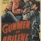 Gunmen Of Abilene (1950) - Allan Lane  DVD