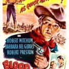 Blood On The Moon (1948) - Robert Mitchum  DVD