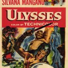 Ulysses (1954) - Kirk Douglas  DVD