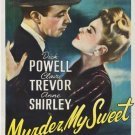 Murder, My Sweet (1944) - Dick Powell  DVD