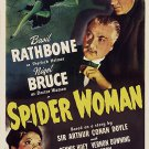 Sherlock Holmes : And The Spider Woman (1944) - Basil Rathbone  DVD