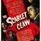 Sherlock Holmes : And The Scarlet Claw (1944) - Basil Rathbone  DVD