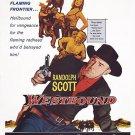 Westbound (1959) - Randolph Scott  DVD