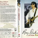 Roy Orbison : Live From Australia 1972  DVD