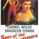 At Sword´s Point (1952) - Maureen O´Hara  DVD