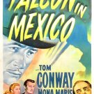 The Falcon In Mexico (1944) - Tom Conway  DVD