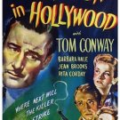 The Falcon In Hollywood (1944) - Tom Conway  DVD