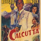 Calcutta (1947) - Alan Ladd  DVD