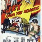 Jet Over The Atlantic (1959) - Guy Madison  DVD