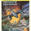 Mosquito Squadron (1969) - David McCallum  DVD