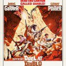 Duel At Diablo (1966) - James Garner  DVD