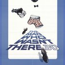 The Man Who Wasn´t There (1983) - Steve Guttenberg  DVD