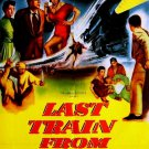 Last Train From Bombay (1952) - Jon Hall  DVD