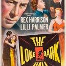 The Long Dark Hall (1951) - Rex Harrison  DVD