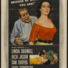 This Is My Love (1954) - Linda Darnell  DVD
