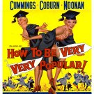 How To Be Very, Very Popular (1955) - Betty Grable  DVD