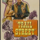 Trail Street (1947) - Randolph Scott  DVD