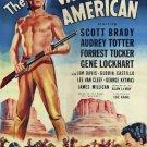 The Vanishing American (1955) - Scott Brady  DVD