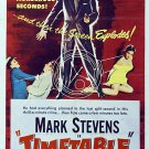 Time Table (1956) - Mark Stevens  DVD