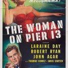 The Woman On Pier 13 (1949) - Robert Ryan  DVD