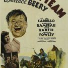 20 Mule Team (1940) - Wallace Beery  DVD