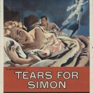 Tears For Simon (1956) - David Farrar  DVD