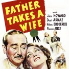 Father Takes A Wife (1941) - Gloria Swanson  DVD