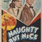 Naughty But Nice (1939) - Dick Powell  DVD