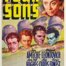 Four Sons (1940) - Don Ameche  DVD