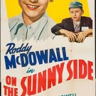 On The Sunny Side (1942) - Roddy McDowell   DVD