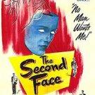 The Second Face (1950) - Ella Raines  DVD