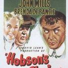 Hobson´s Choice (1954) - Charles Laughton  DVD