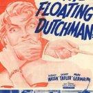 The Floating Dutchman (1952) - Dermot Walsh  DVD