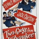 Two Guys From Milwaukee (1946) - Dennis Morgan  DVD