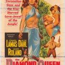 The Diamond Queen (1953) - Fernando Lamas  DVD