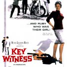 Key Witness (1960) - Jeffrey Hunter  DVD